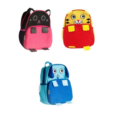 Present Time J.I.P Childrens Animal Backpack