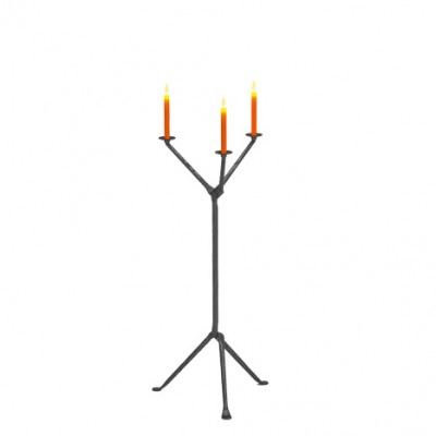 Magis Officina Floor Candle Holder (3 Arms) - FREE UK Delivery