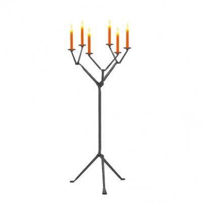 Magis Officina Floor Candle Holder (6 Arms) - FREE UK Delivery