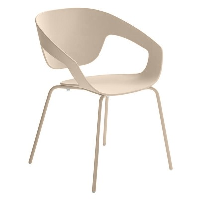 Casamania VAD Chair 4-Leg (Stacking) by Luca Nichetto