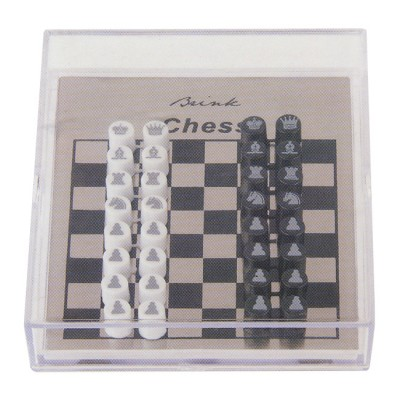 Present Time Brink Magnetic Chess Game