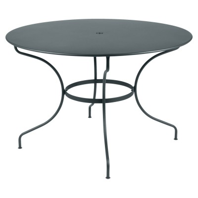 Fermob Opera Round Table (Ø117cm) - For Outdoor & Indoor Dining