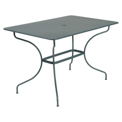 Fermob Opera Rectangular Table (117x77cm) - For Outdoor & Indoor Dining