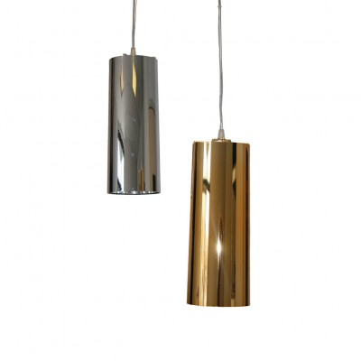Kartell Easy Metallic Suspension light
