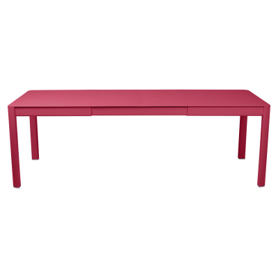 Fermob Ribambelle Table (2 Extensions) | Metal Garden Table for 10