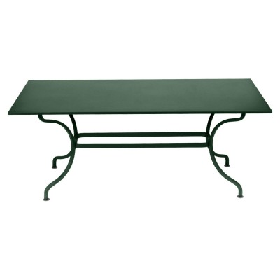 Fermob Romane Rectangular Table (180x100 cm) in 25 Colours