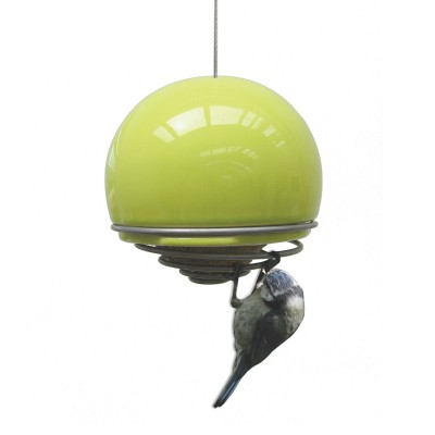 Green&Blue Birdball Belle Bird Feeder for Small Garden Birds