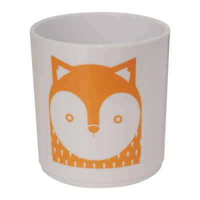 Bundles and Boo Fox Cup - Woodland Animal Cups