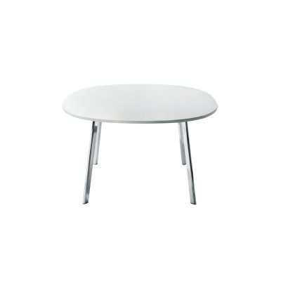 Magis Deja-vu Small Rounded Table (98 x 98cm Top)
