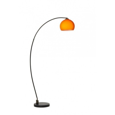 Danalight LOUNGE Retro Floor Lamp (Black Chrome) | 12 Colours
