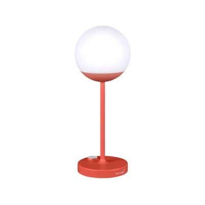 Fermob Mooon! Table Lamp | Rechargeable, Modern, Crazily Chic