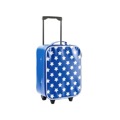 Present Time J.I.P Childs blue Trolley Case