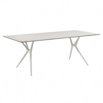 Kartell Spoon Table (Folding) by Antonio Citterio - FREE Shipping