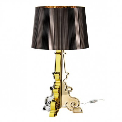 Kartell Bourgie table lamp metalic multi-coloured