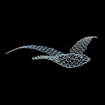 Magis Me Too Birds Mesh Sculpture - 2 Sizes | FREE Shipping