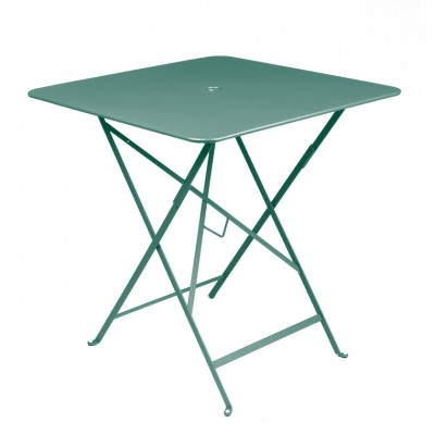 Fermob Bistro 71cm Square Top folding table