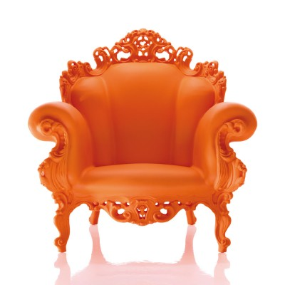 Magis Proust Armchair by Alessandro Mendini - Baroque Styled