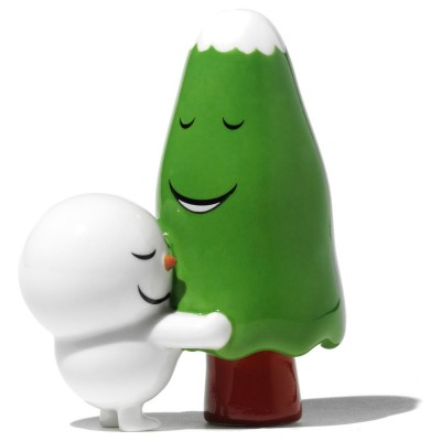 A di Alessi The Hug Tree Figurine